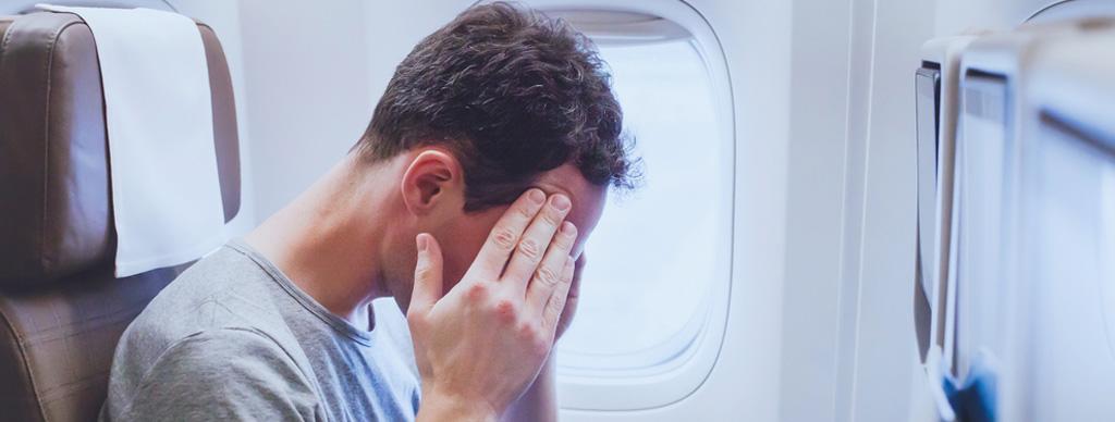 Fobia a volar - Miedo a volar - Aerofobia - De Salud Psicólogos - José de Sola - Psicólogos en Madrid - Psicólogos en Málaga