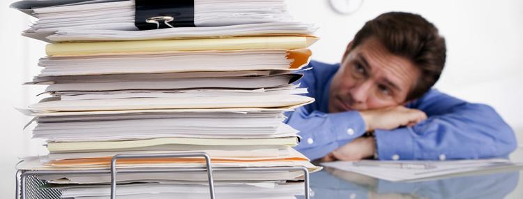 Problemas laborales - De Salud Psicólogos
