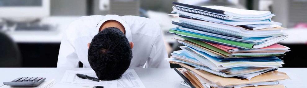 Estrés laboral - De Salud Psicologos - José de Sola