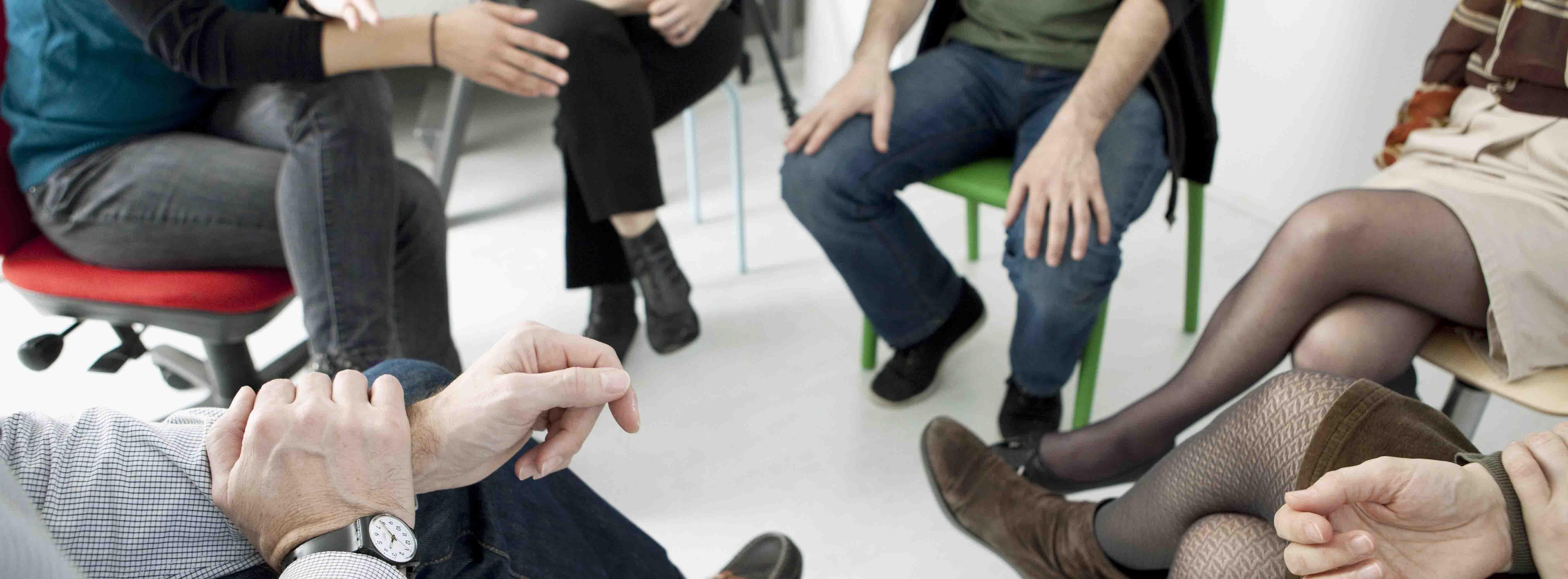 Terapia de grupo - De Salud Psicólogos