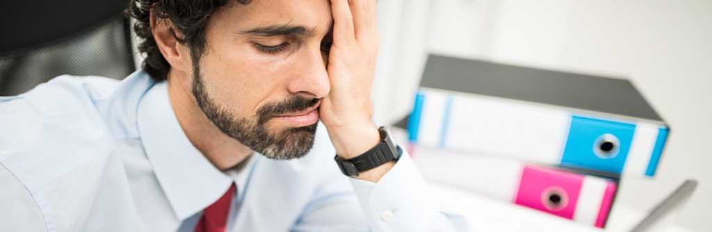 Problemas laborales - De Salud Psicólogos - José de Sola
