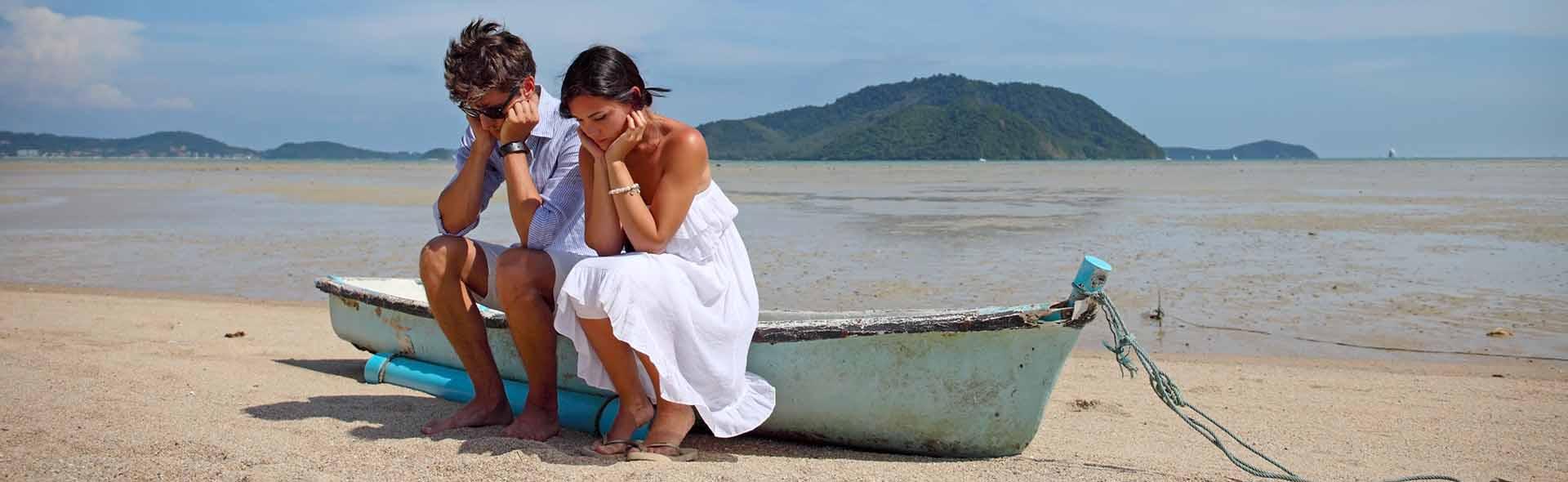 Ruptura de pareja tras las vacaciones - De Salud Psicólogos