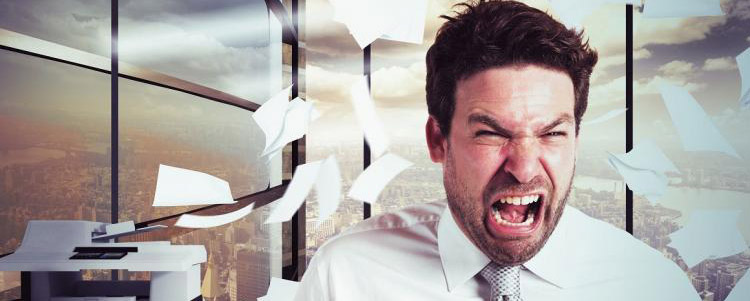 Estrés laboral - De Salud Psicólogos